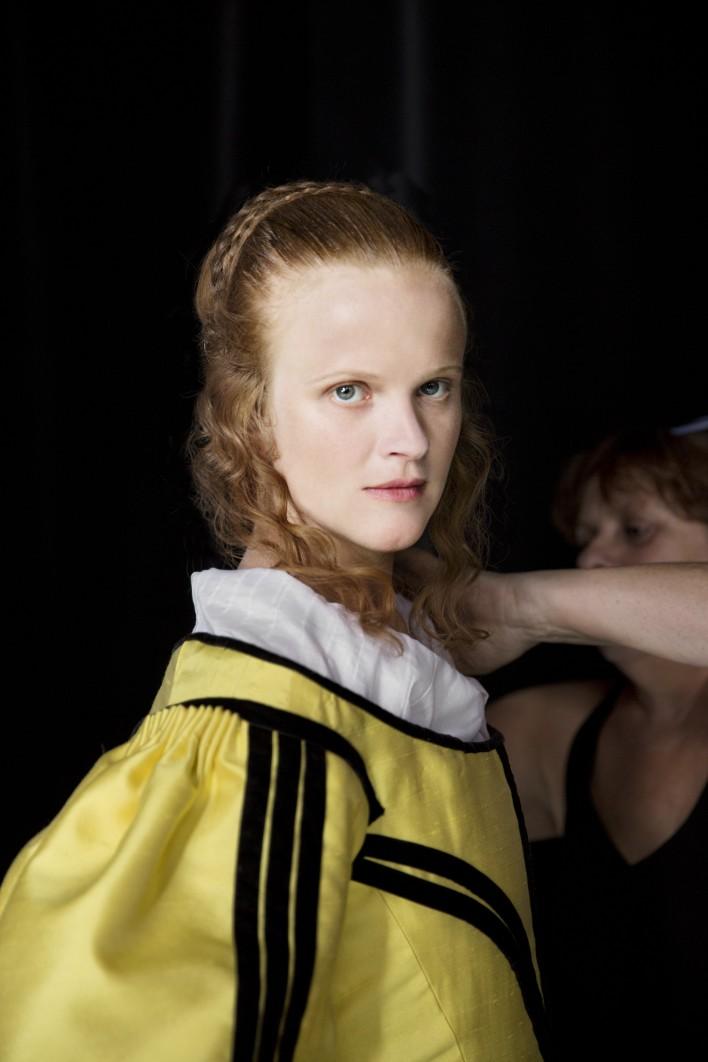 Vermeer - Girl Dress